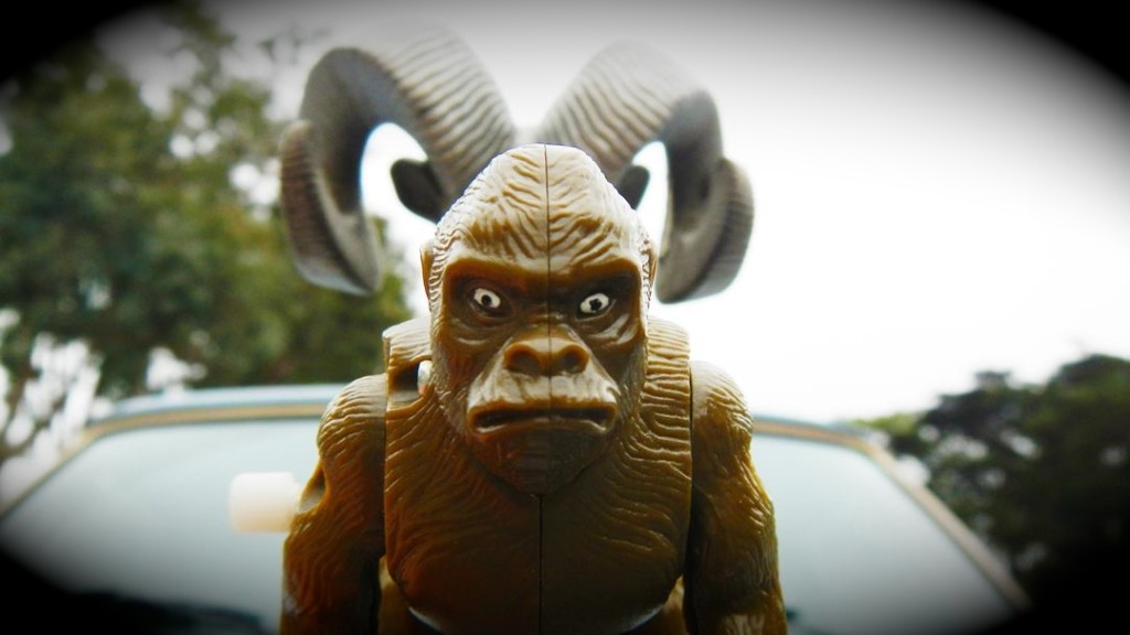Sad Monkey - still from the upcoming movie
