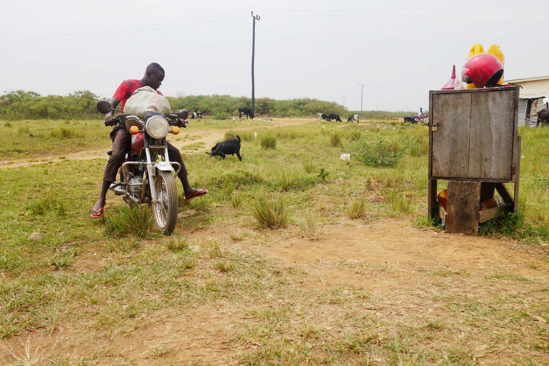 Boda Boda Uganda