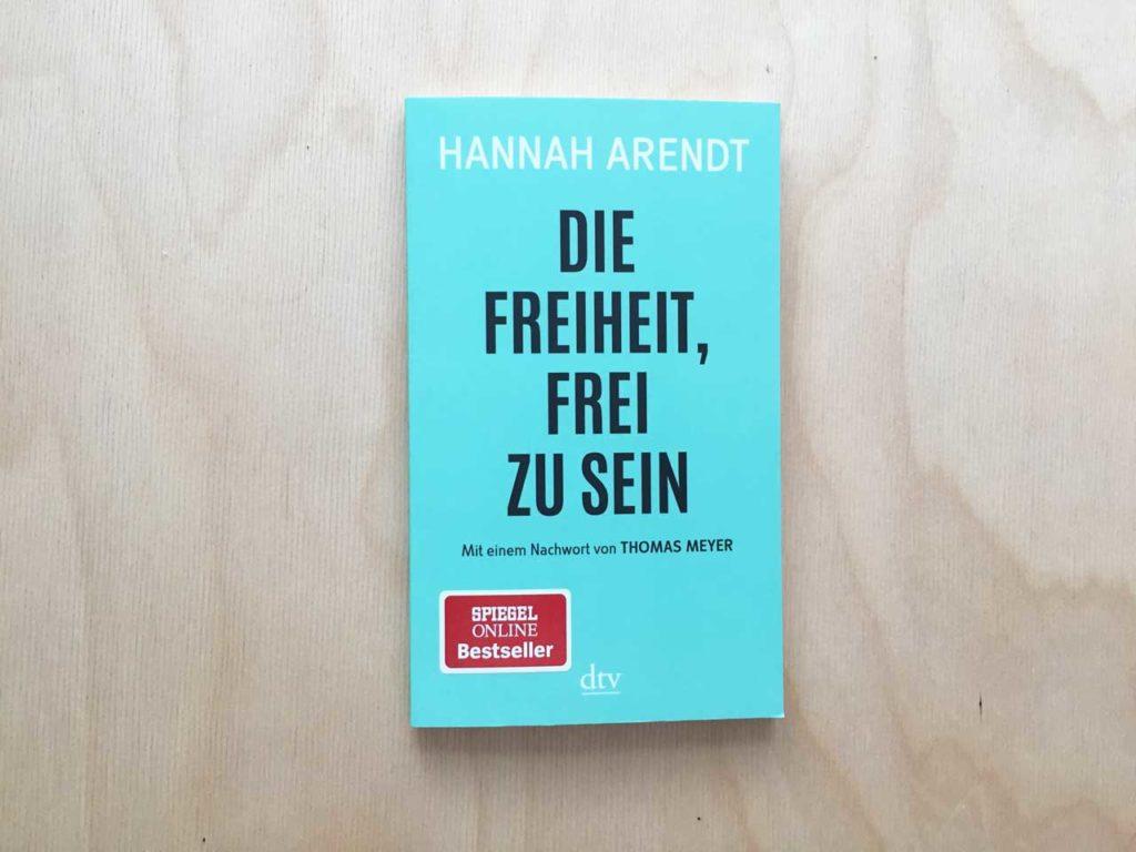 HAnnah Arendt Freiheit